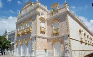 Lugares en Cartagena vista frontal