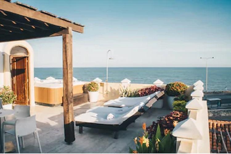 Hoteles en Cartagena vista al mar